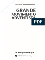O Grande Movimento Adventista