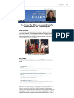 Good News! Rep Dillon Announces Grants for New Haven Arts and Youth Programs