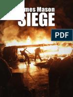 James Mason - SIEGE 3rd Edition