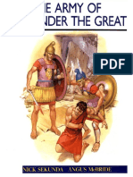 148.Army of Alexander the Great