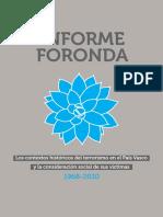 Informe Foronda