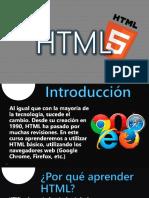 HTML for Kidos