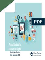 Fiscalidad Economía Digital