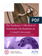 232 Reuleaux Collection of Kinematic Mechanisms at Cornell University