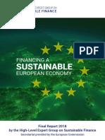 180131 Sustainable Finance Final Report En