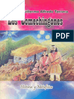 Los Comechingones - Guillermo Alfredo Terrera