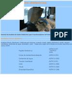 Análisis de aceite de transformador, listado y normas..pdf