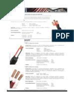 TSJ N(Multiconductor Flexible) NLT,NMT,NPT