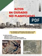 1 Impactos en Ciudades No Planificadas