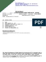 Aromatizante Para Veículos - Style - 0269