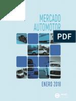 01 - ANAC - Mercado Automotor Enero 2018