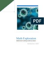 Math IB Exploration