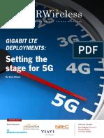 An2018 Gigabit LTE Deployments