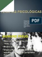 Terapias Psicológicas Aurora Carla Sergio Virginia