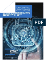 Finder Insights - Cybersecurity Report 2017