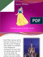 Snow White Powerpoint