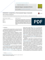 Environmental Impact Assessment Review