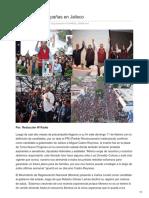 12/Febrero/2018 Cierre de precampañas en Jalisco