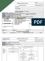 PE-GE04-PR001 Control de Producto No Conforme