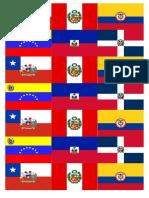Banderas de 4to.