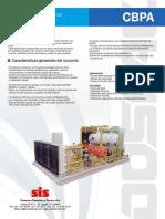 Compresores a Gas Cbpa
