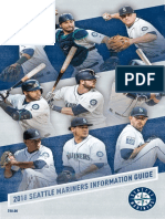 2018 Seattle Mariners Media Guide