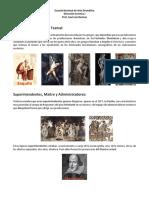 La Historia de La Direccion Teatral