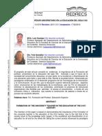 3.2 Formacion Del Profesor Universitario