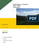 Huacareta - Proyecto Pozo Jaguar x1 (JGR x1) 6 de Abril 2017-1