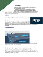 Technische Erlaeuterungen Baugrubensicherung