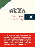Le Dieu du carnage (LITT.GENERA - Yasmina Reza.pdf