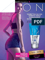 Catalog Avon campania 05/2018