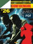 Panini Confidencial 26
