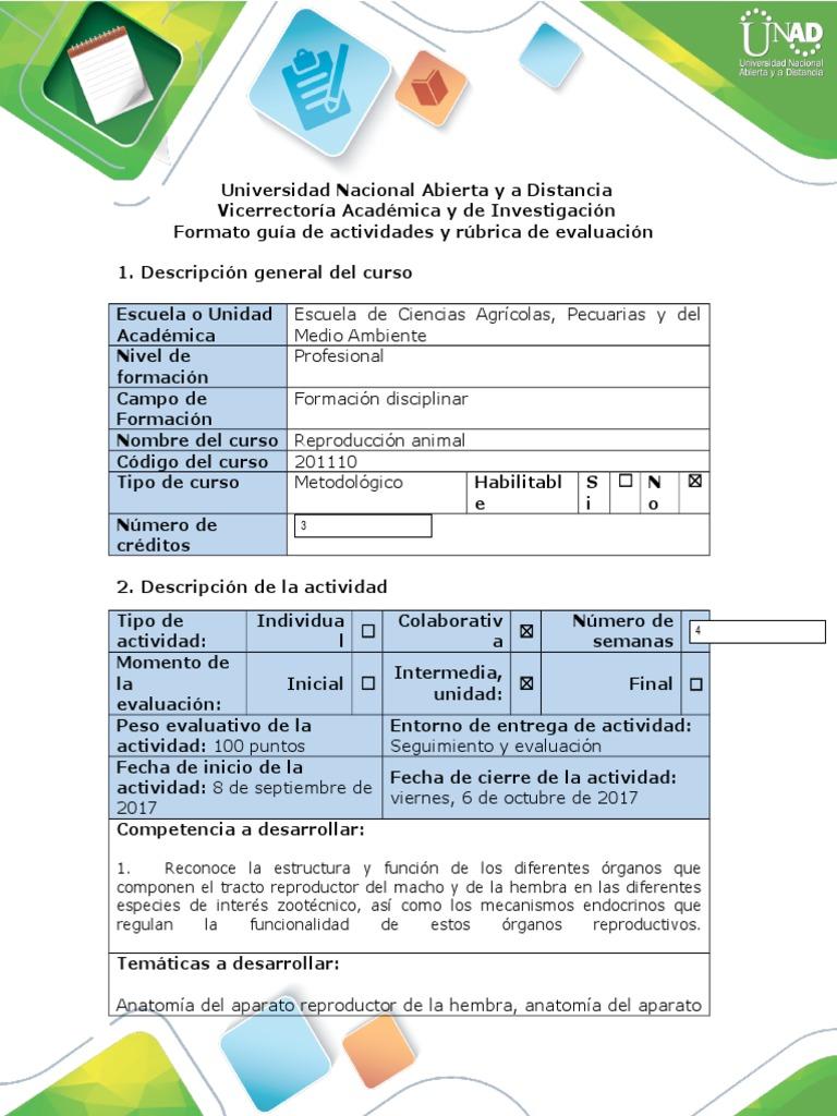 Guia de Actividades y Rúbrica de Evaluación - Caso 2 y 3. Anatomía ...