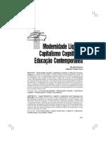 Modernidade Líquida, Capitalismo Cognitivo e Educação Contemporânea.pdf