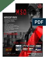 Maritime Security Operative Course