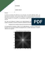 Propagación y Formación de Imágenes