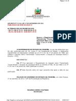 Regulamento ITCMD