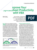 Improve Your Spreadsheet Productivity With VBA_CEP_Jun 2017