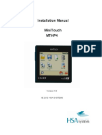 MTHP4 Installation Manual v1.9