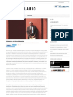 Alatorre, crítico literario, de Sergio Téllez-Pon, Confabulario, El Universal, 26-10-2015.pdf