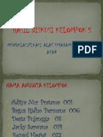 APAR KEL 5 X OC.pptx