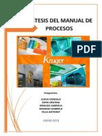Manual g