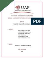 Proyecto de Educación Ambiental Uap.docx IMPRIMIR