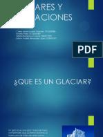 Glaciares y Glaciaciones