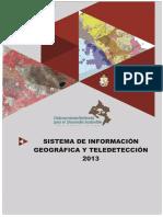 Sistema de Información Geográfica y Teledetección - GR. Lambayeque 2013