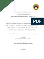 MALDONADO Olery Porcentajes