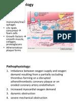 NSTEMI- pathophysiology