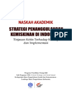 Strategi Penanggulangan Kemiskinan Indonesia
