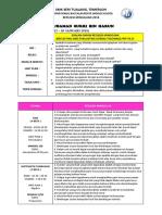 Refleksi Unit Plan m4 (Versi Bm) 2018